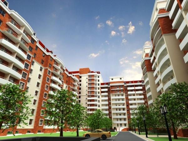 Жилой комплекс ЖК Одесский Двор, фото номер 4